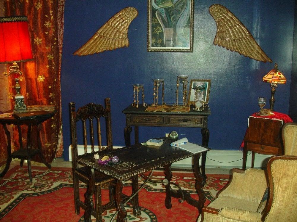 Psychic Readings at Seraphim's Keep: 569 Columbia Tpke, East Greenbush, NY