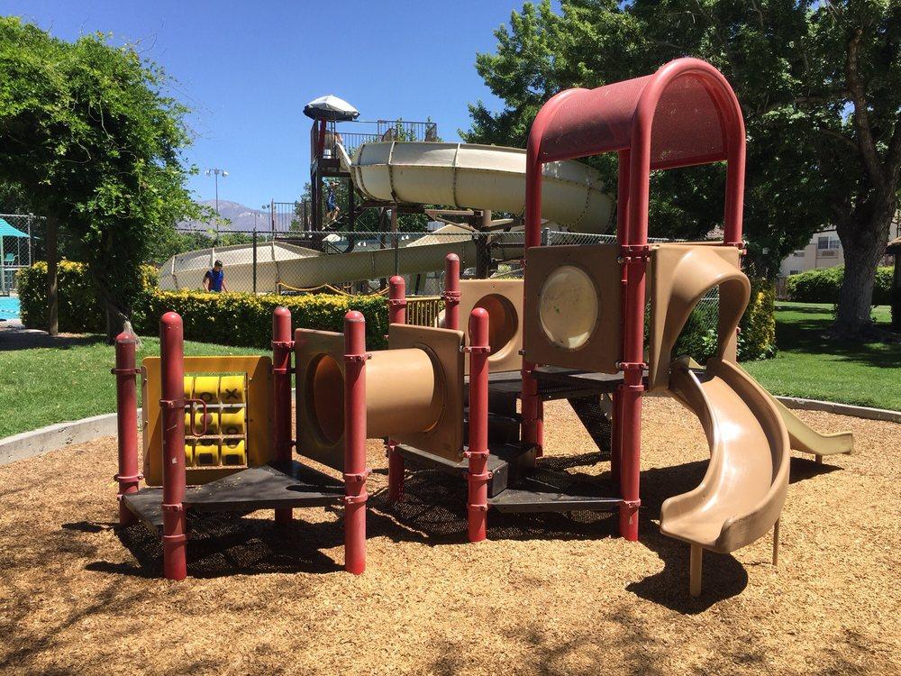 Bishop City Park: 688 N Main St, Bishop, CA