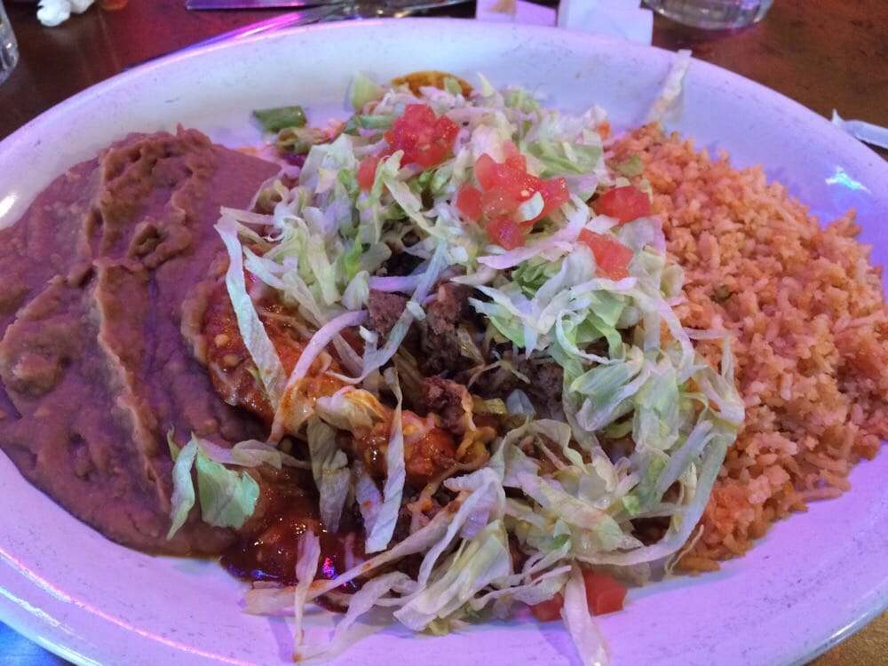 Rubia's Fine Mexican Dining: 116 S Main Ave, Aztec, NM