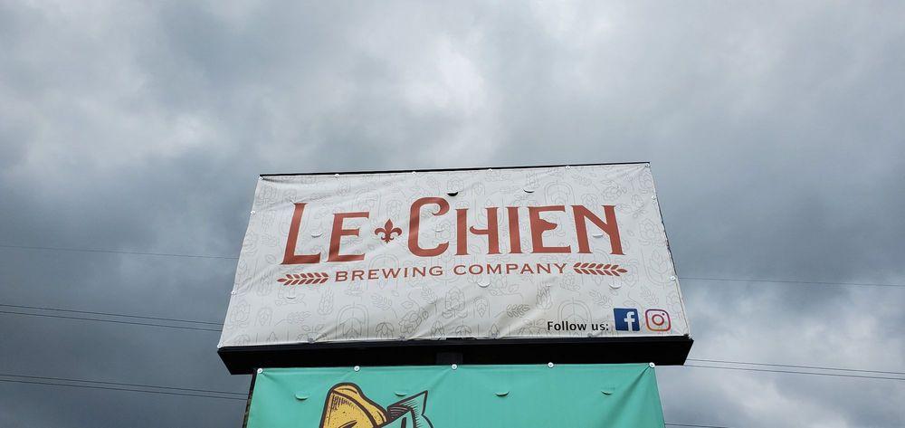 Le Chien Brewing: 101 S Hummell St, Denham Springs, LA