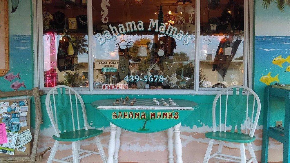 Bahama Mama's: 306 S Ocean Shore Blvd, Flagler Beach, FL