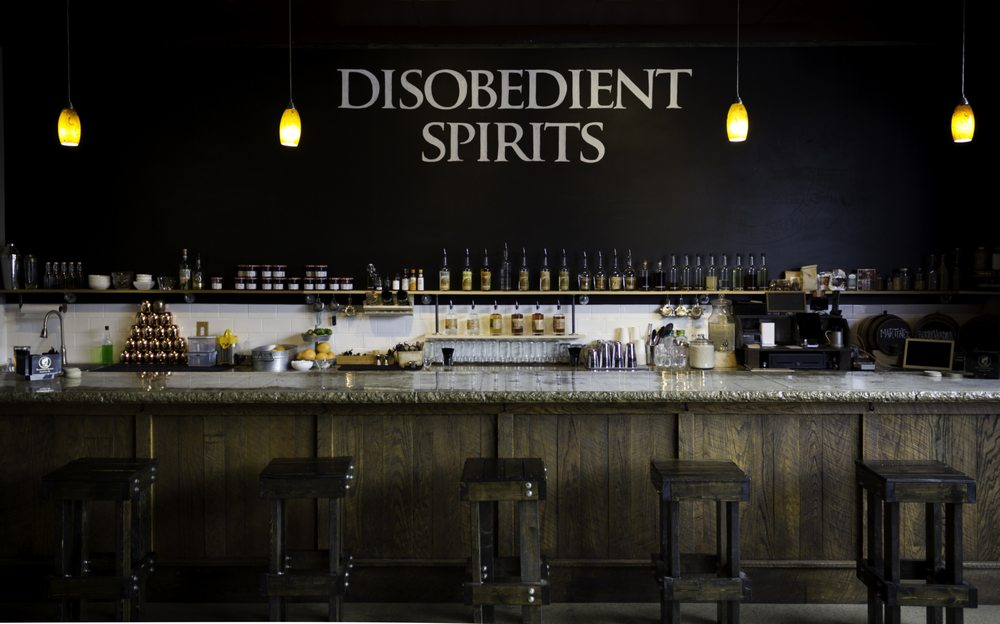 Disobedient Spirits: 30 S Main St, Homer City, PA