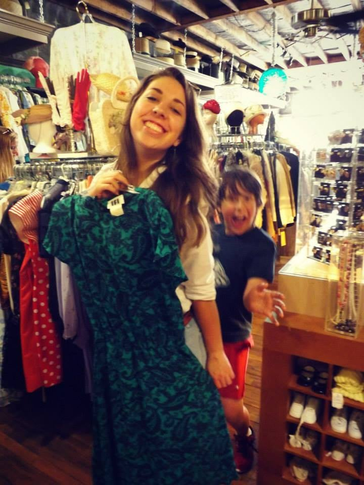 the best truly vintage clothing shop in the