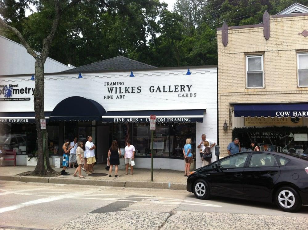 Wilkes Gallery: 91 Main St, Northport, NY