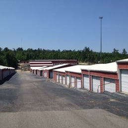 Merveilleux Photo Of American Mini Warehouses   Aiken, SC, United States. Main Row Of