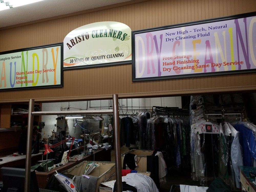 Aristo Cleaners: 10119 New Hampshire Ave, Silver Spring, MD