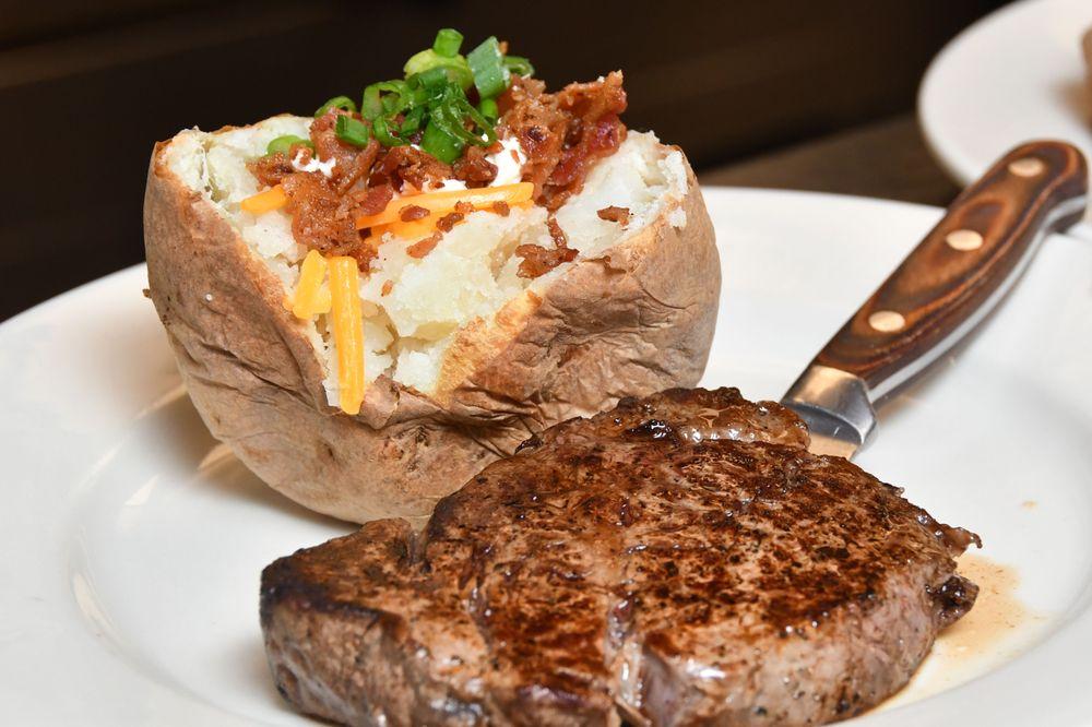 Hamilton's Steakhouse: 132 Sunset Ave, Asheboro, NC