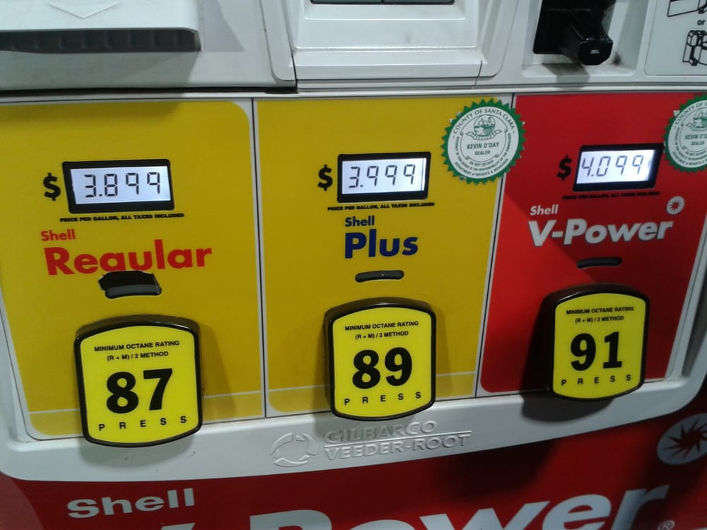 Cheapest Gas Station Near Me >> Shell 15 Reviews Gas Stations 1370 Camden Ave San Jose Ca