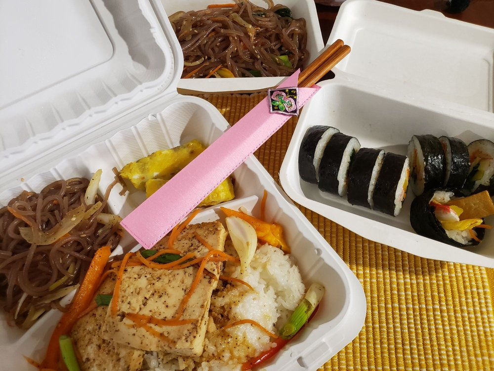 ArkanSeoul Korean Food Company: 1335 S Main St, Bentonville, AR
