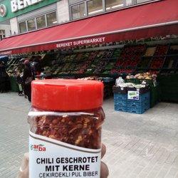 Bereket Market - Grocery - Hermannstr  166, Neukölln, Berlin