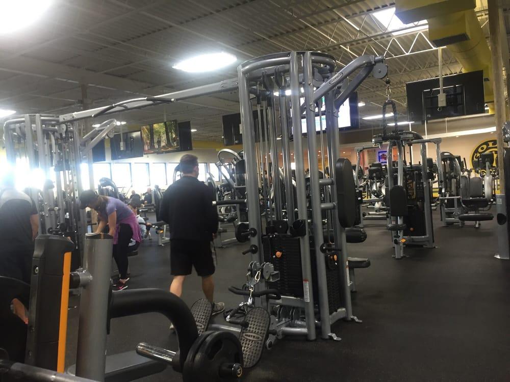 gyms in el paso