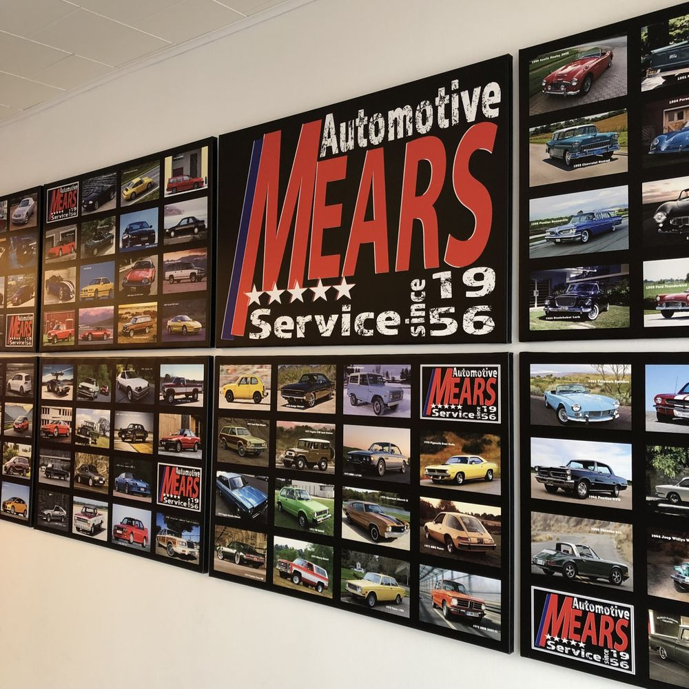 Mears Automotive - Brownsburg: 673 N Green St, Brownsburg, IN