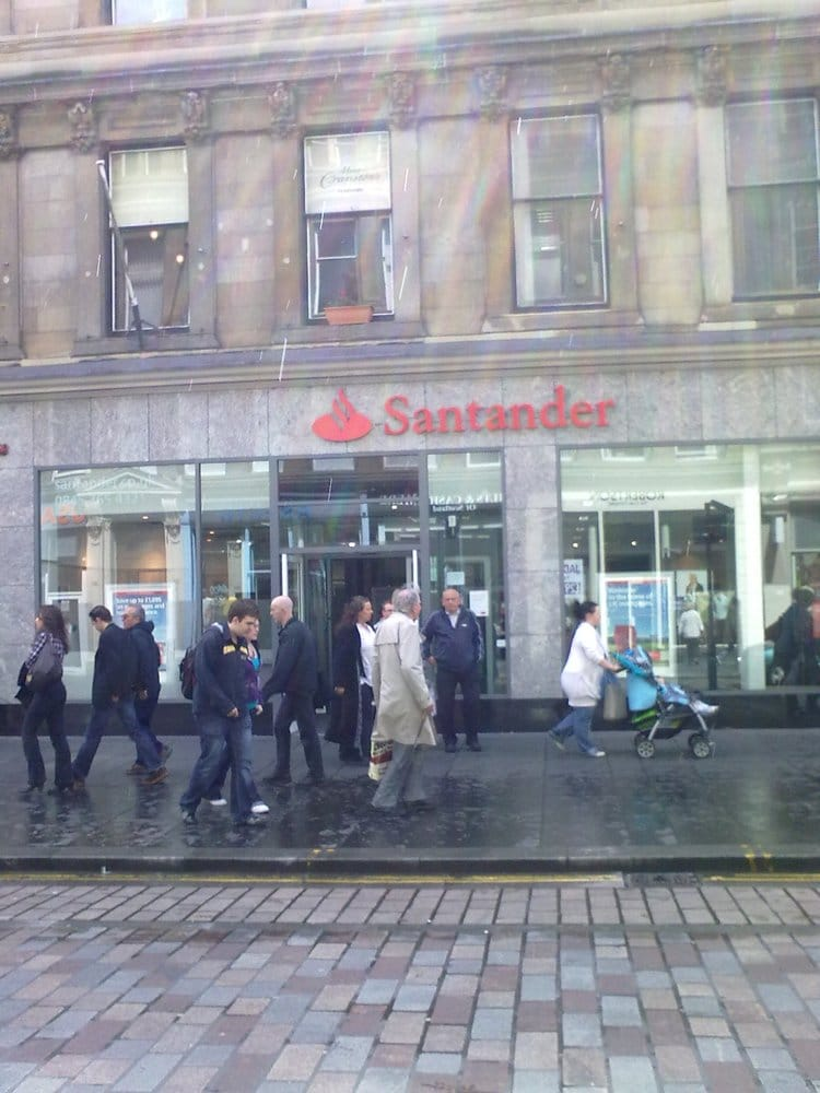 Santander closed banks credit unions 35 39 gordon - Bus from port authority to jersey gardens ...