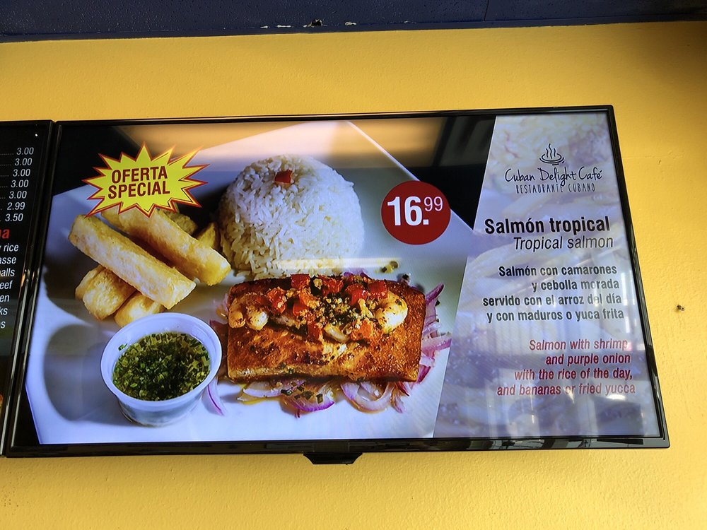 Cuban Delights Cafe: 1039 E County Rd 540A, Lakeland, FL