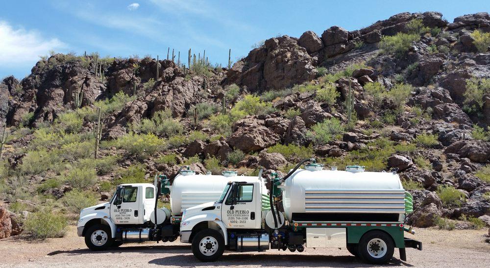 Old Pueblo Septic & Drain Service: 6955 N Camino Martin, Tucson, AZ