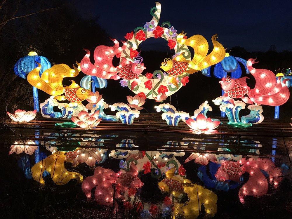 Lantern Asia at Norfolk Botanical Garden: 6700 Azalea Garden Rd, Norfolk, VA