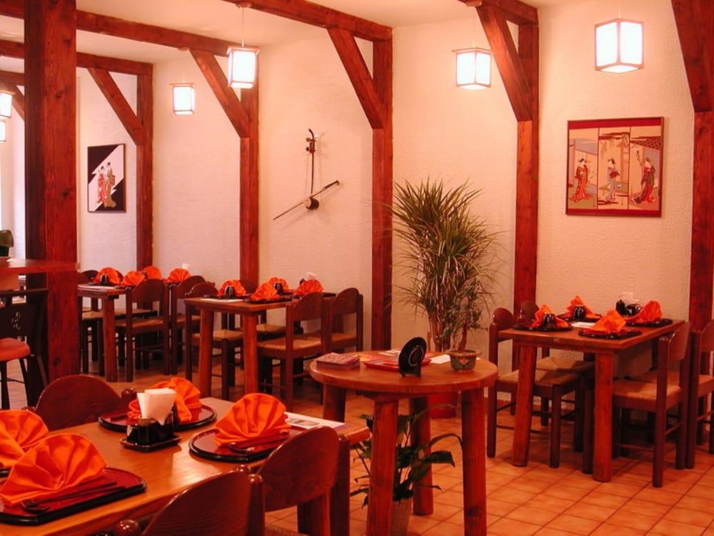 Intérieur Restaurant Arita à Metz 2 - Yelp
