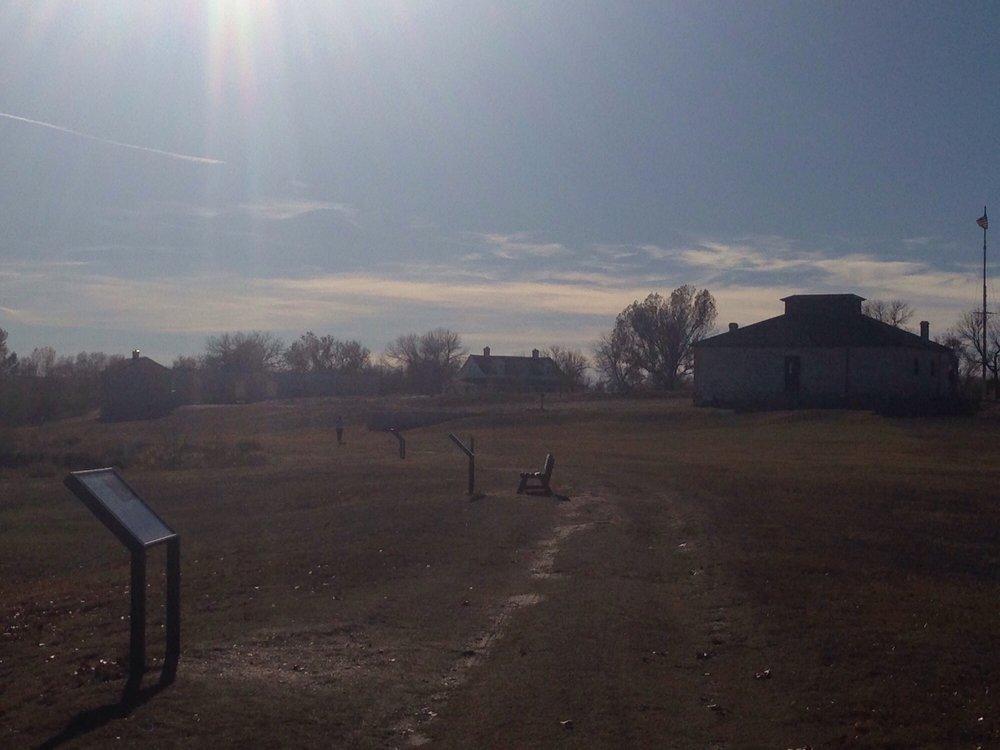 Fort Laramie Historic Site: 965 Gray Rocks Rd, Fort Laramie, WY