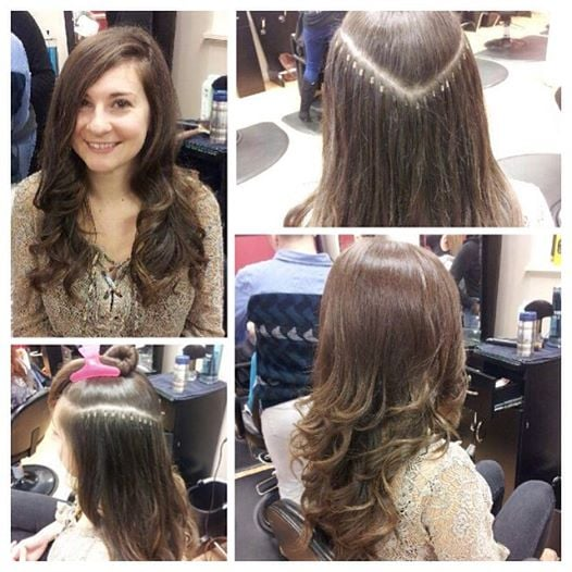 Dreamcatchers hair extensions for volume by alissa harrell yelp photo of the look salon day spa chesapeake va united states pmusecretfo Image collections