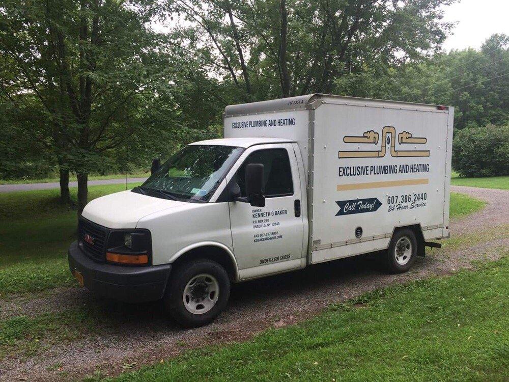 Exclusive Plumbing and Heating: Unadilla, NY