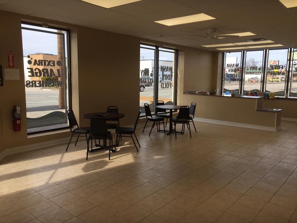 Town Hall Laundromat: 1349 Hartford Ave, Johnston, RI