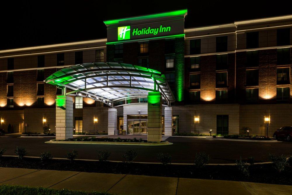 Holiday Inn Paducah Riverfront: 600 N 4th St, Paducah, KY