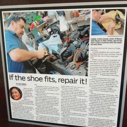 Ramos Shoe Repair Tampa