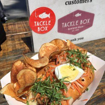 Photo of Tackle Box - Corona Del Mar CA United States. Pork belly & Tackle Box - 212 Photos u0026 136 Reviews - Seafood - 3029 E Shore Ave ... Aboutintivar.Com