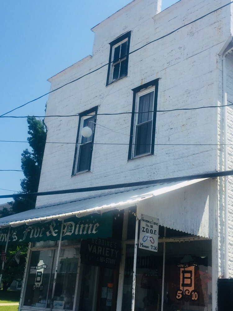Berdine's Store: 106 N Court St, Harrisville, WV