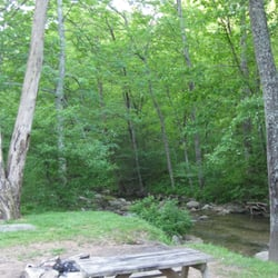 Photo of Creekside Mountain C&ing - Bat Cave NC United States. Site 15 & Creekside Mountain Camping - Campgrounds - US 74 A Hwy Bat Cave ...
