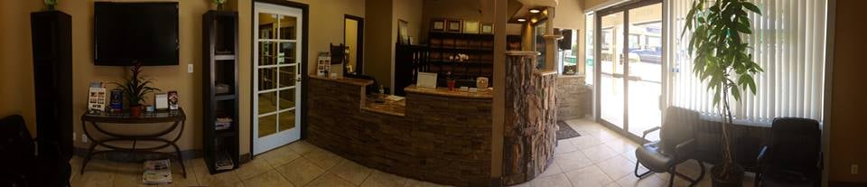 Photo of Pacific Dental - San Diego, CA, United States. Nice waiting area