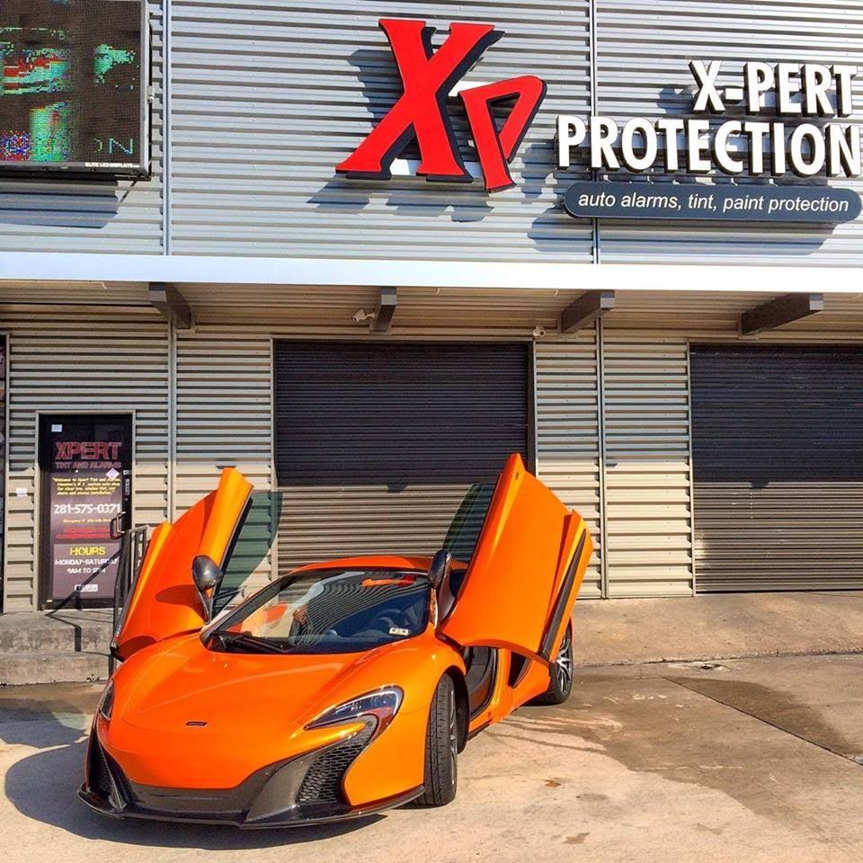 X-Pert Tint and Auto Alarms: 11231 SW Fwy, Houston, TX