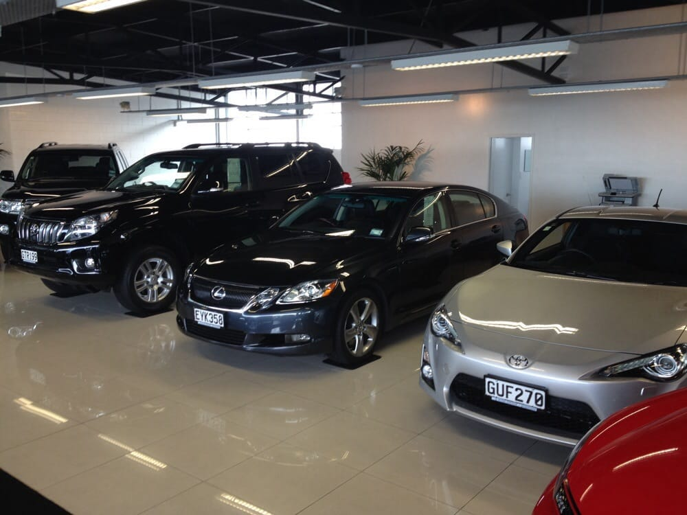 Car Dealers Greenlane Auckland