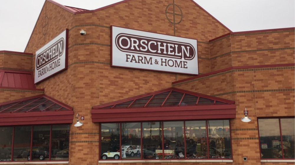 Orscheln Farm & Home: 206 Sterling Run Blvd, Mount Orab, OH
