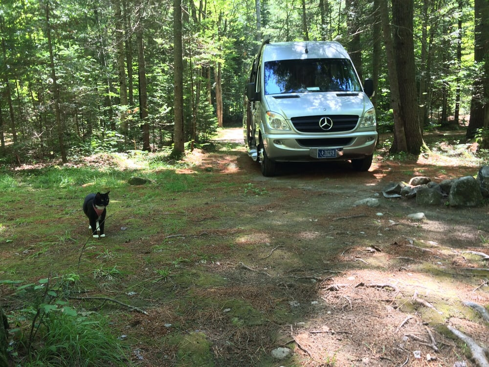 Apple Hill Campground: 647 Maple St, Bethlehem, NH
