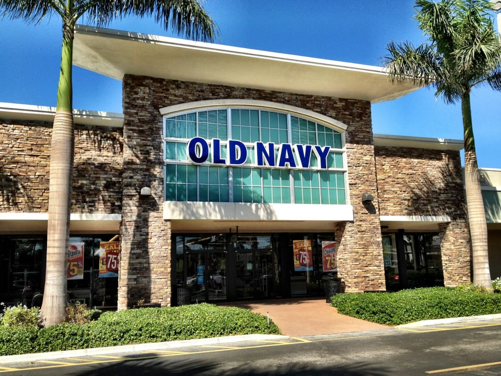 Find Old Navy Outlet Locations * Store locations can change frequently. Please check directly with the retailer for a current list of locations before your visit.