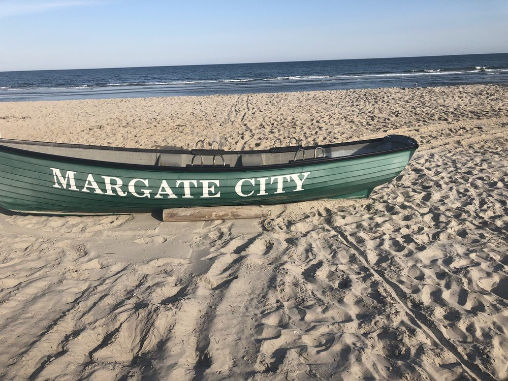 Margate City Beach: Margate City, NJ