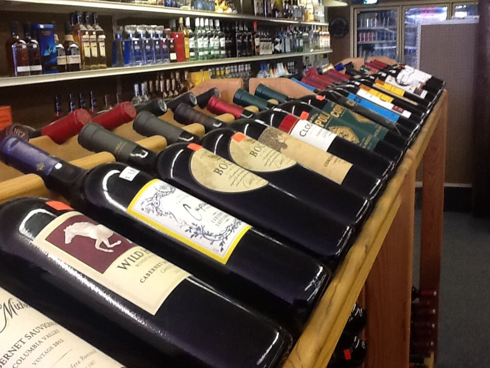 Liquor Cabinet: 1007 Galvin Rd S, Bellevue, NE