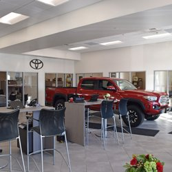 Great Photo Of Haddad Toyota   Pittsfield, MA, United States. Just The Right Hand