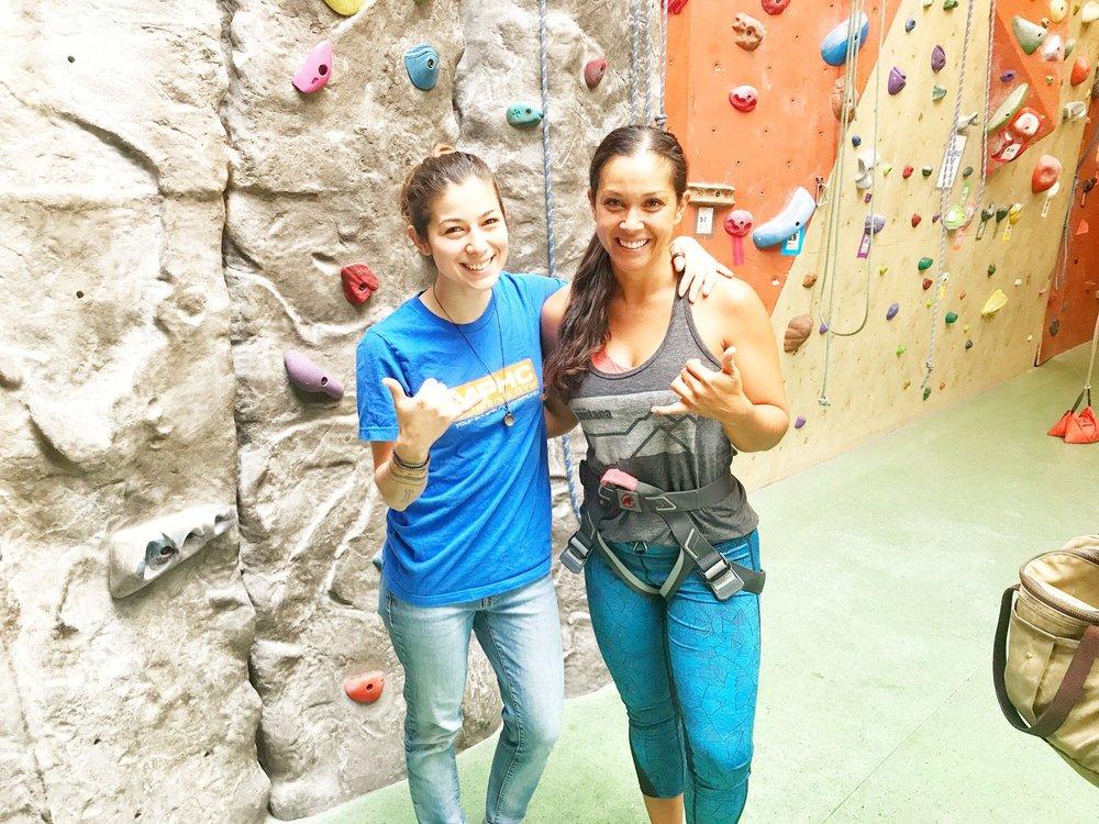 MPHC Climbing Gym: 482 W 43rd St, New York, NY
