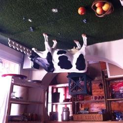 La Vache Au Plafond Restaurants 780 Avenue Plage Fort Mahon