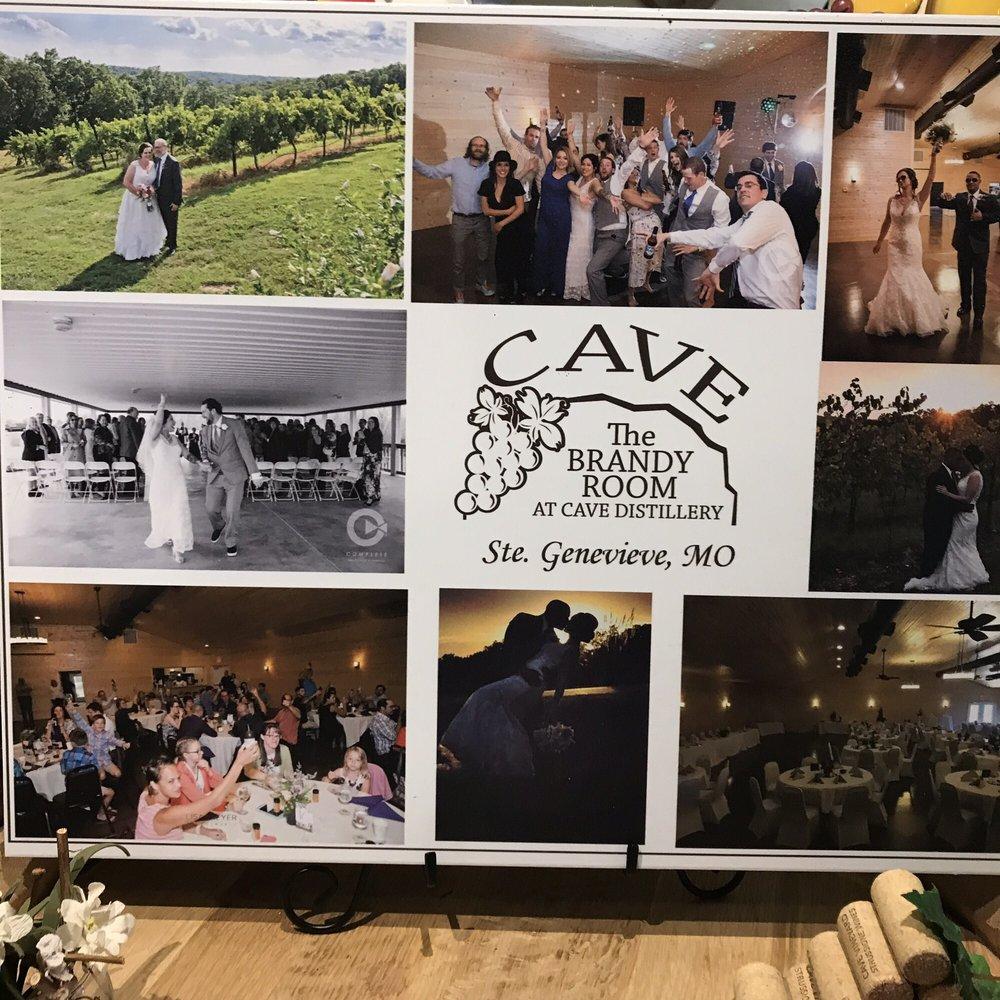 Cave Vineyard: 21124 Cave Rd, Sainte Genevieve, MO