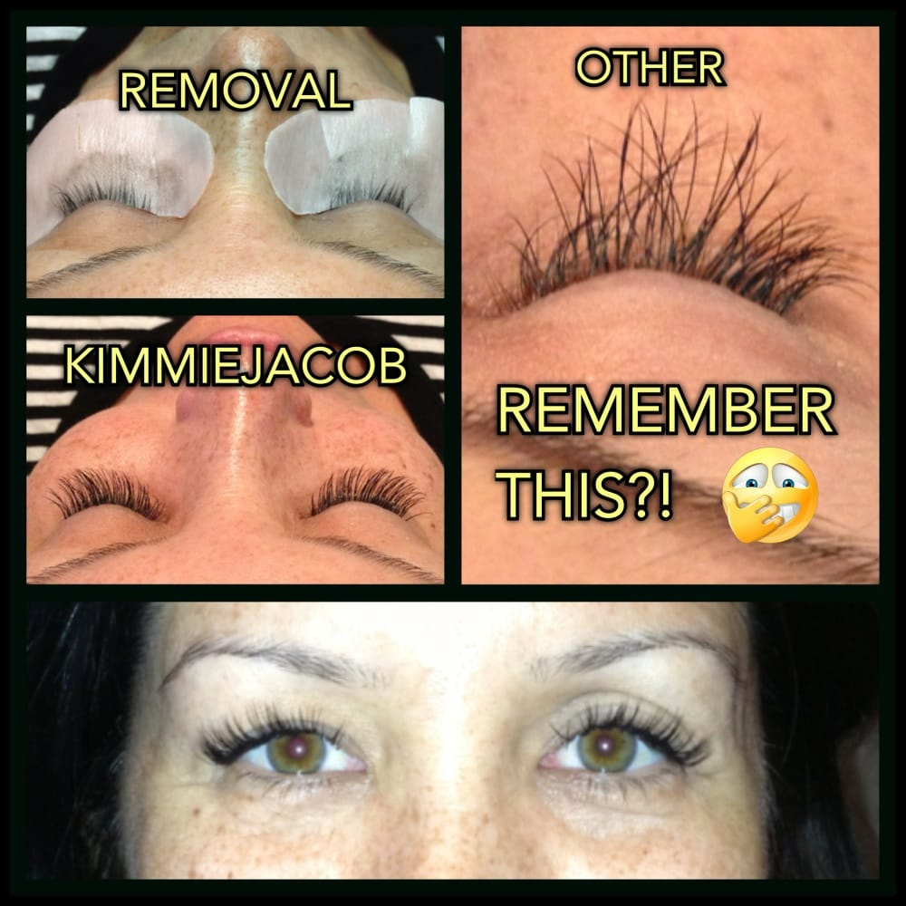 e33d410366d BEFORE: Kimmie Jacob 13mm D curl $200 AFTER: Ooh la lash 12-15mm D curl  $110 These were both taken right after they were done. - Yelp