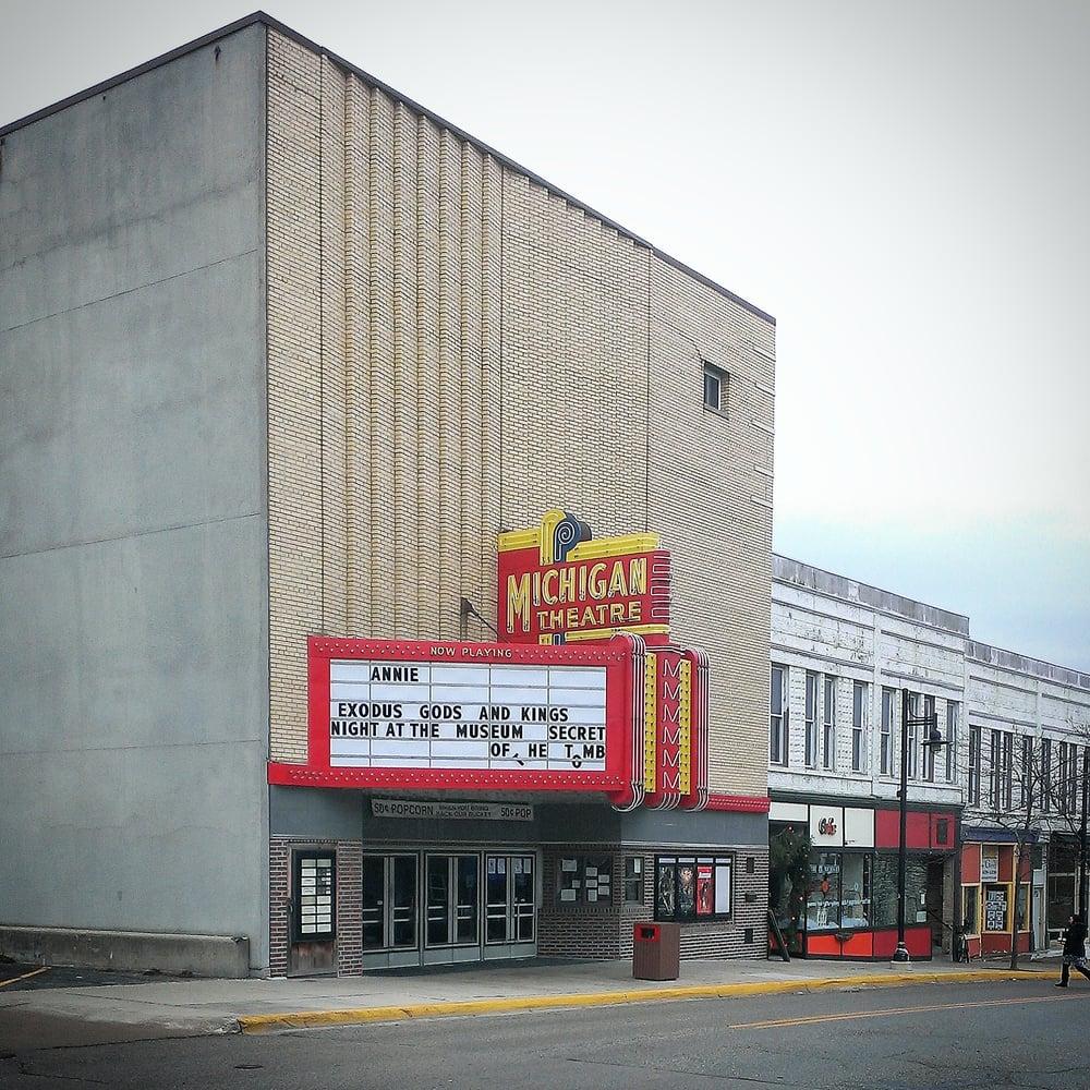 Michigan Theatre: 210 Center St, South Haven, MI