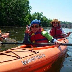 Kayak east 15 foto rafting kayak columbia nj stati for La baita di columbia nj