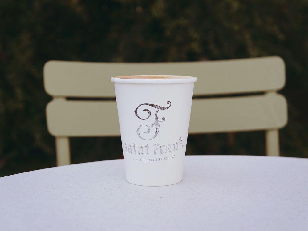 Saint Frank Coffee: 1018 Alma St, Menlo Park, CA