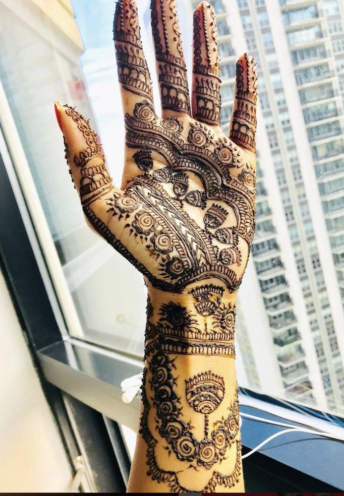 Photo of Henna Tattoo Chicago: Chicago, IL