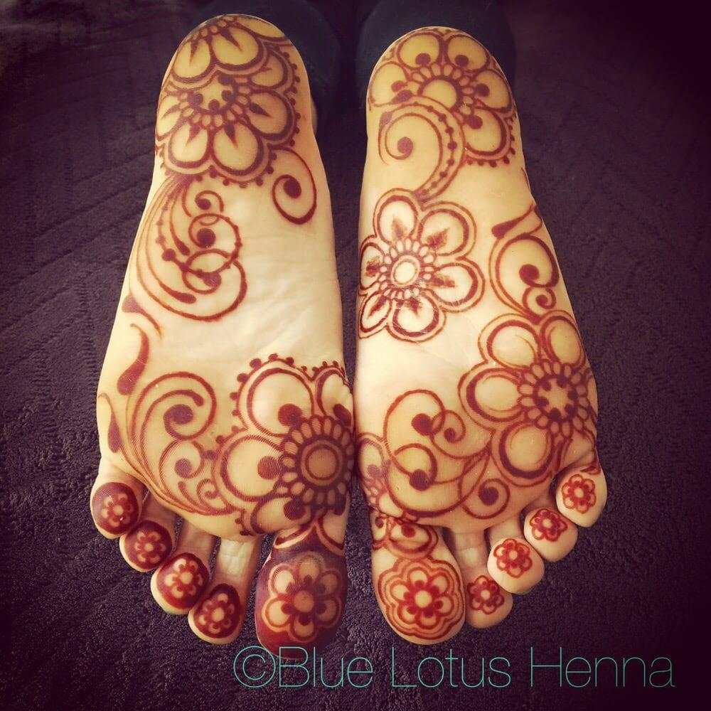 Blue Henna Tattoo: Southeast Portland