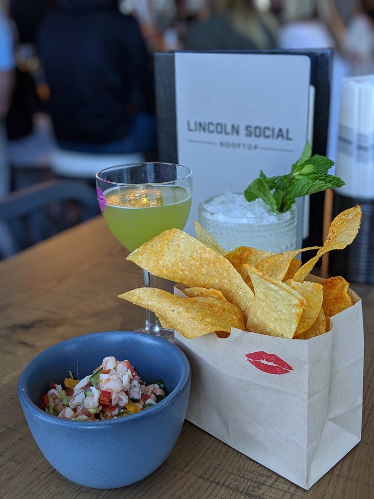 Lincoln Social Rooftop