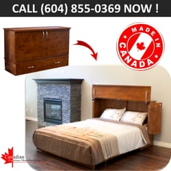 Photo Of Canadian Furniture Factory Outlet   Abbotsford, BC, Canada.  Cabinet Bed,